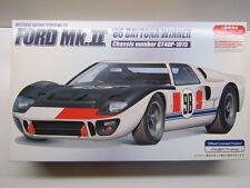 Fujimi 1:24 Scale Ford GT40 Mk ll '66 Daytona 24 Hr Winner Model Kit New # 12161