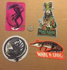 Tyler Stout New Sticker Set of 4 different hard to get stickers Sold Out Set 2