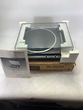Technics SL-DD33 Direct Drive Fully Automatic Turntable Record Player No Needle