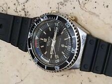 A vintage sicura divers computer manual movement men wrist watch