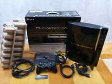 PS3 Playstation 3 PS3 60 GB Abwärtskompatibel Spielt PS1, PS2, PS3 Spiele + OVP
