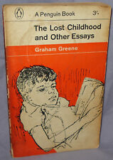 The Lost Childhood and Other Essays by Graham Greene (Paperback, Penguin, 1962)