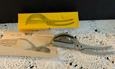 Vintage Hoffritz Clam Opener Italy Box Instructions