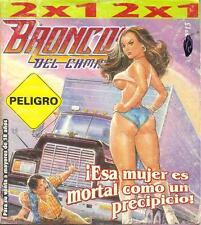 *Broncos Del Camino* Esa Mujer Es Mortal - Mexican Comic ~>Girls<~ #13