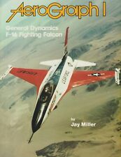 General Dynamics F-16 by Jay Miller - Aerograph 1 (1982) (With Sound Record)