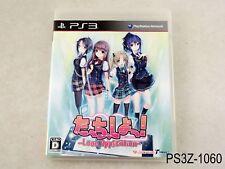 Touch Shiyo Love Application Playstation 3 Japanese Import PS3 JP US Seller A