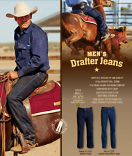 """RM Williams Drafter Jeans - BIG MEN'S Series. """"Buy Once Buy Well"""""""