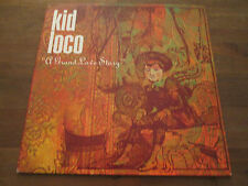 """2 xVinyl LP Set Kid Loco - """"a Grand Love Story"""" * Yellow Productions 1997 NM!"""