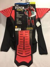 Rubie's Ninja Warriors Red Dragon Warrior Ninja Boy's Costume Size L (10-12)