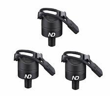 ND Tackle Rutenhalter 3* Magnetic Butt Rest P8 Rutenauflagen für Karpfenangeln