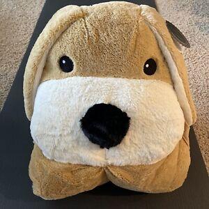 "FAO SCHWARZ PATRICK THE PUP Puppy Sleeping Bag 54""X30"""