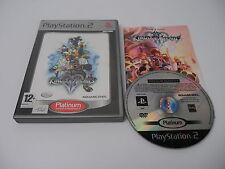 Kingdom Hearts II (PAL) Playstation 2 PS2 PS3 Sony Complete OVP CIB