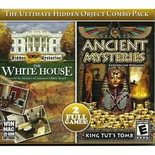 Hidden Mysteries White House and Lost Secrets: Ancient Mysteries King Tut's Tomb