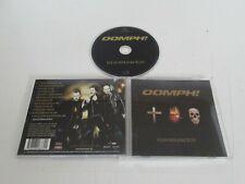 Oomph Glaube Liebe Tod (Gun 236/82876 80833 2) CD Álbum