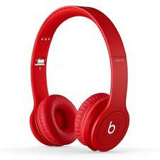 Beats By Dre Solo HD On-Ear Headphones - Wired - Red