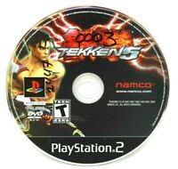 Tekken 5 Sony PlayStation 2 PS2 Game Only