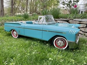 1958 Chevrolet Impala Pedal Car - Hand-Built