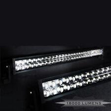 "34""INCH 180W CREE LED Light Bar Spot Flood Work Fog Driving DRL SUV Offroad Lamp"