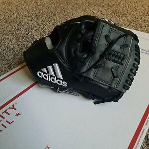 """Adidas Baseball Glove 11.25"""" EQT 1125 MI Pro Series Infield MSRP $220 RHT Black"""