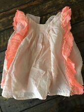 Catherine Malandrino Mini Baby Girl 24 Month Pink Shirt Top