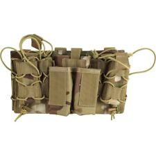 Viper Tactical Modular MOLLE Mag Rig Rifle & Pistol Magazine Pouch Set V-CAM