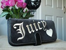 Juicy Couture small makeup case/travel purse