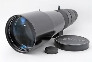 Pentax SMC Super-Multi-Coated Takumar 500mm F4.5 M42 [Excellent+++,Tested] Japan