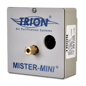Trion 265000-001 Humidifier Mister Mini & Thermostat , Replaces 351367-101