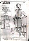 ▬► Patron Couture Modes et Travaux Veste Jupe 36 38 40 42 44 Septembre 1991