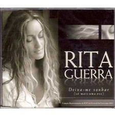 MAXI CD Eurovision 2003 Portugal : Rita Guerra Deixa me sonhar NEW SEALED + RARE