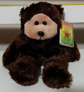 BEANIE KIDS CHOCOLAT GELATI SERIES BEANIE BEAR PLUSH TOY! SOFT TOY WITH TAG!