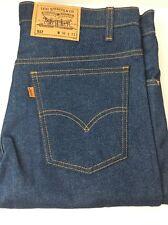 Levis Men 517 Vintage Deadstock 36x31 Orange Tab USA SF Ca Denim Levi Jeans
