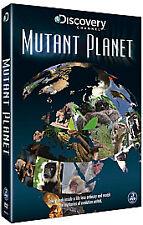 Mutant Planet (DVD, 2012, 3-Disc Set) new freepost