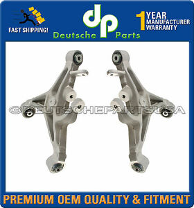 LINCOLN LS V6 V8 REAR LOWER CONTROL ARM ARMS BALL JOINT JOINTS LEFT RIGHT SET 2