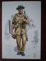 POSTCARD 1ST BN DUKE OF WELLINGTONS REGIMENT WEST RIDING PANTELLARIA 1943 ALIX B