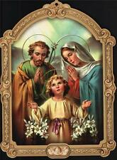 NICE HOLY FAMILY PICTURE HOME INTERIOR DECOR