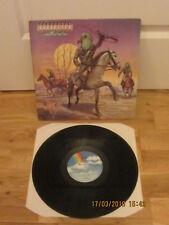 BUDGIE BANDOLIER  VINYL LP ALBUM ORIGINAL MCA 1975 MCF 2723