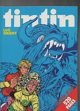 Nouveau TINTIN album n°24 (n°233 à 242).1980. ETAT NEUF