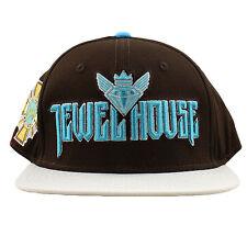 NEW AUTHENTIC Jewel House Chocolate Logo Cap Snapback LIL BOOSIE JH1632703