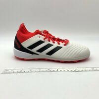 Adidas Mens Predator Tango 18.3 Soccer Cleats White Lace Up Low Top CP9930 7 New
