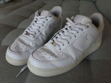 Nike Air Force 1 Weiß Größe 46 Sneaker Herren Men