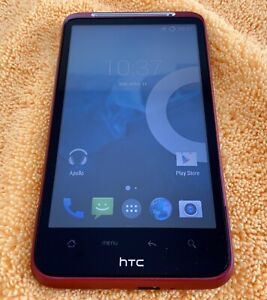 HTC Desire HD - 1.5GB - AT&T - Red Smartphone (4GB SD Card Included)