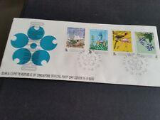SINGAPORE 1970 SG 128-131 WORLD FAIR OSAKA FIRST DAY COVER