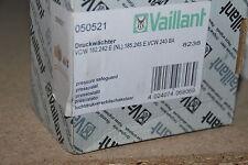 VAILLANT 050521 05-0521 DRUCKWÄCHTER VC VCW 182 242 E (NL) 185 245 E VCW 240 BA