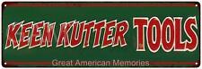 Keen Kutter Tools Vintage Look Reproduction Metal 6x18 Sign 6180284
