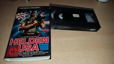Helden USA - Fred Dryer - Brian Keith - Highlight Verleihtape - VHS - ab 18