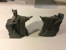 Lord of the Rings LOTR, The Argonath Bookend Statues, Sideshow Weta