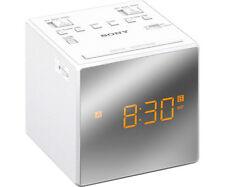 Radio-despertador Sony Icfc1t blanco
