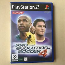 PRO EVOLUTION SOCCER 4  PLAYSTATION2