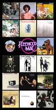 "FLEETWOOD MAC album discography magnet (4.5"" x 3.5"") eagles, heart, stevie nicks"